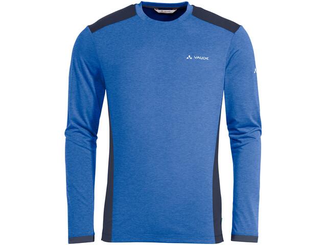 VAUDE Sveit LS T-Shirt II Men, signal blue